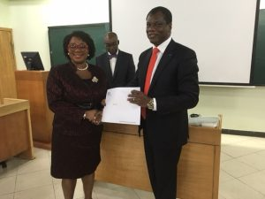 Digital Economy and Legal Resolution' seminar for Lagos State II